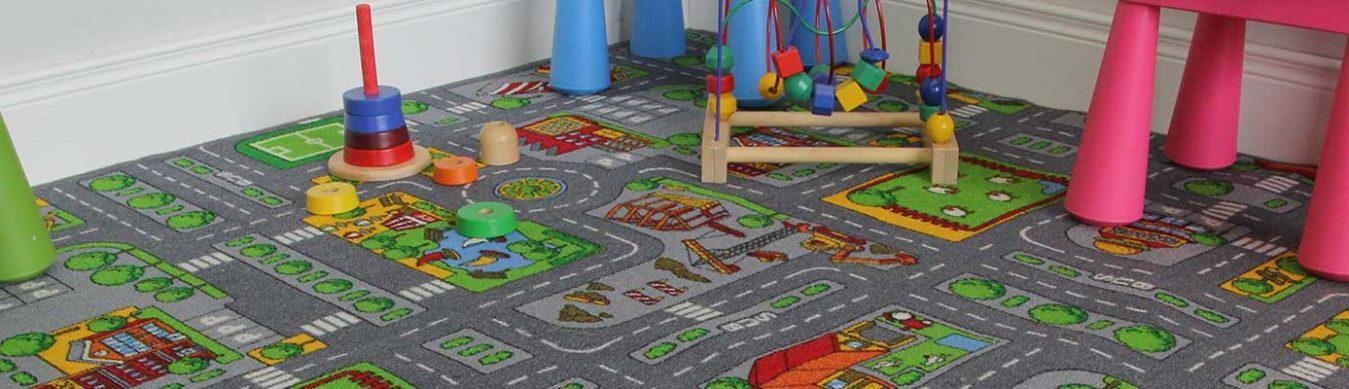 Детски килими-разнообразие на размери и шарки