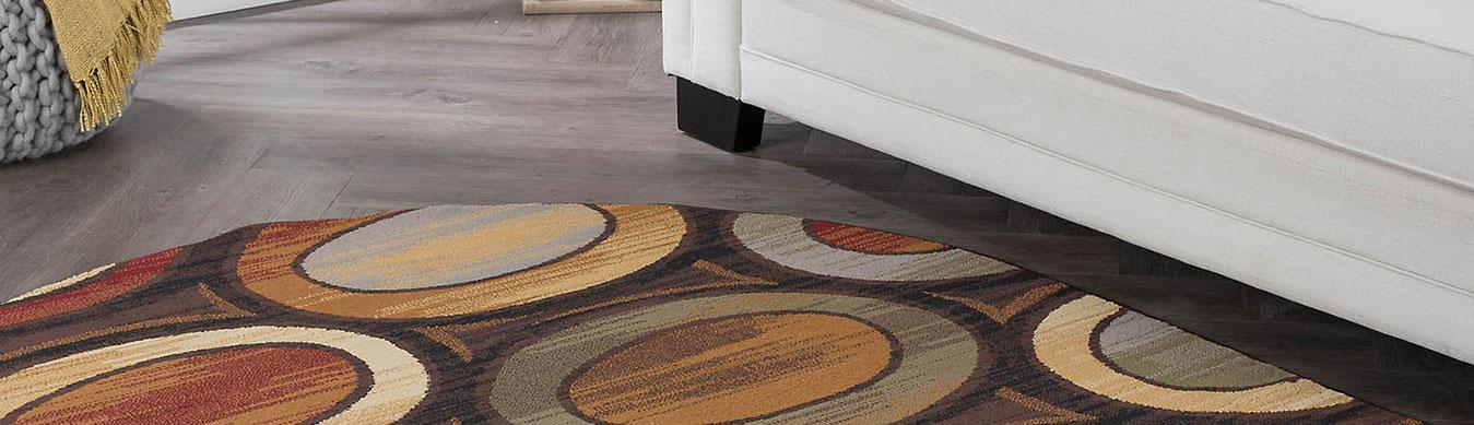 Кръгли килими-избор на шарки, отлично качество