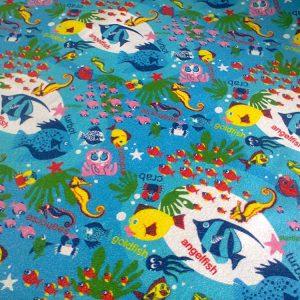 Детски килим Морски свят 140-200 см от фирма Мертекс-София