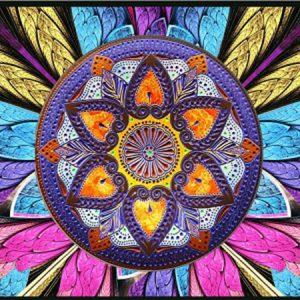 Детски килим Цветни сънища 150-200 см от фирма Мертекс-София