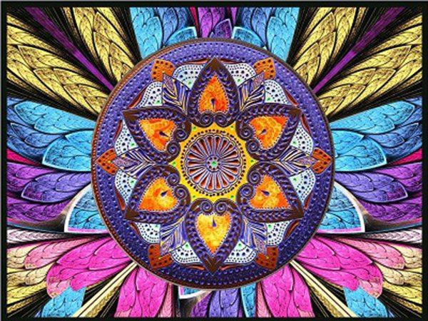 Мокетен килим Цветни сънища 150-200 см от фирма Мертекс-София